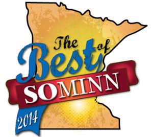 southern minnesota scene best of logo